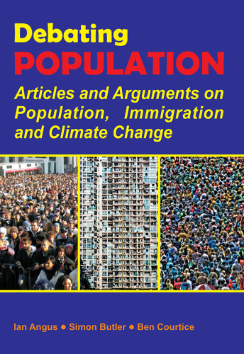 Debating population COVER