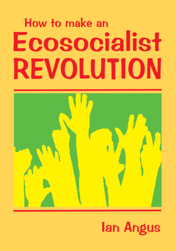 Ecosocialist Revolution COVER