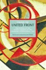 Toward United Front cover-front