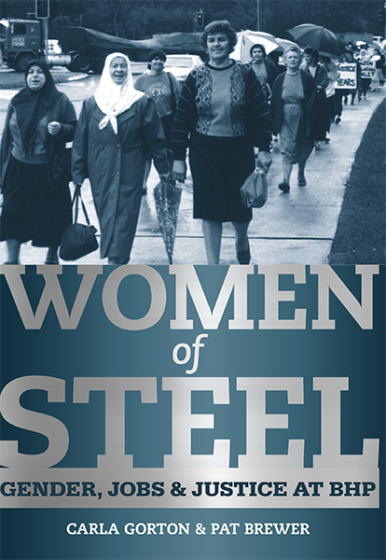 Women of Steel COVER