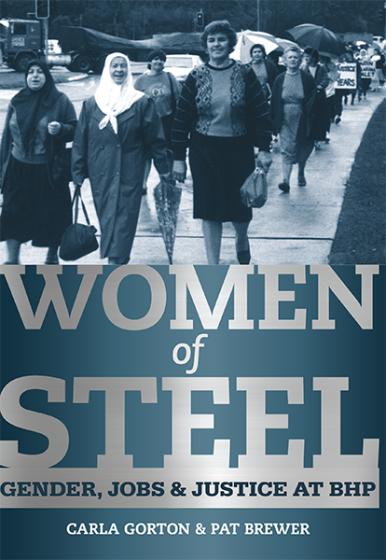 Women of Steel COVER