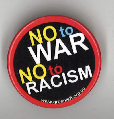 No_War_Racism