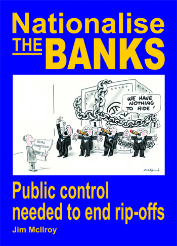 Banks FRONT COVER
